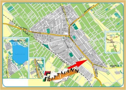soltvadkert térkép Frittmann plast soltvadkert térkép
